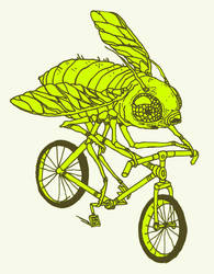 Flycycle by edelias