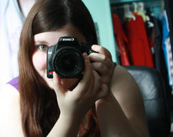 Canon Rebel XS by everythingphotos
