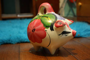 Mexican Piggy Bank. by everythingphotos