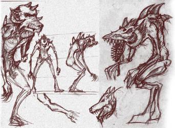 Norferatu demon by sekolahcg