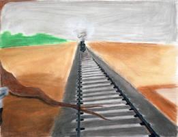 train by paterick16kermit