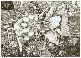 Fish Tales by PellucidMind