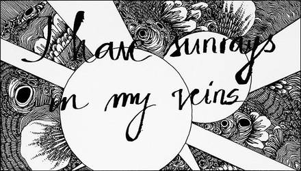 Sunrays In My Veins by PellucidMind
