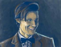 Doctor Who Kissy Kissy by EmmilyTM