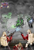 HMSEF vs Techrosis Empire by Jazon19