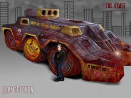 Carmageddon Fanart by Jazon19