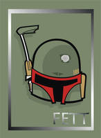 Heads Up Boba Fett by HeadsUpStudios