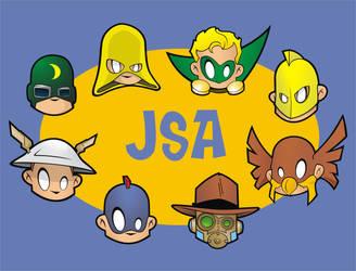 Heads Up JSA by HeadsUpStudios