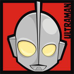 Heads Up Ultraman by HeadsUpStudios