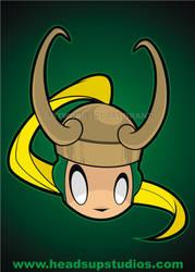 Heads Up Loki V2 by HeadsUpStudios