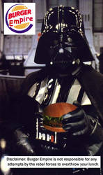 Burger Empire by la-ratta