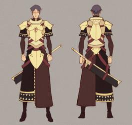 [SOLD] Pontiff's Guard by MizaelTengu
