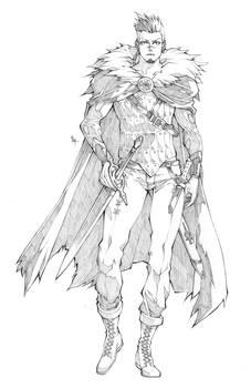 Luke - Commission by MizaelTengu
