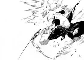 BackTober #1 by MizaelTengu