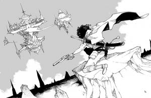 BackTober #19 by MizaelTengu