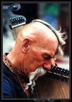 Ukrainian Bard by Dwor-kin