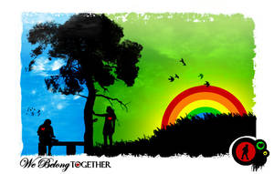 ::We belong together:: by DreeamyEyes