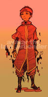AtLA S3 - fire nation duds by lackofsleep