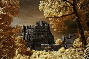 Castle Eltz by blackdaddy