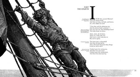 Rime of the Ancient Mariner 2 by VectorProfessor