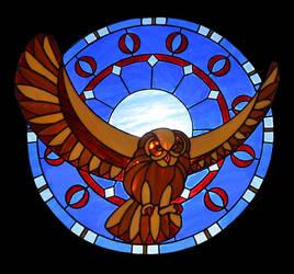 Emm's Owl by VectorProfessor