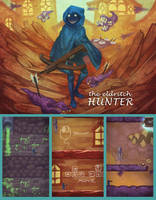 Eldritch Hunter - Game by Lewmus