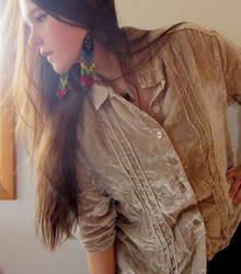 Earrings by Gypsyja-stock