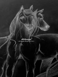 The Magnanimity In Horses by Anonymous00Admirer