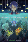 Kingdom Hearts: BBS Poster by BurningArtist