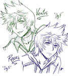 Countdown to KH3: Day 4 and 5 by BurningArtist
