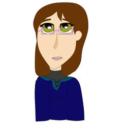 Me in Tangled the series style by heart8822