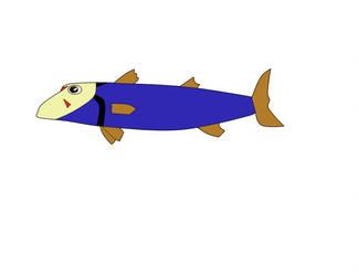 Jason as a barracuda by heart8822