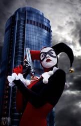 Gotham Skies by Nika-N