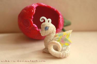 Garden dragon by Nika-N
