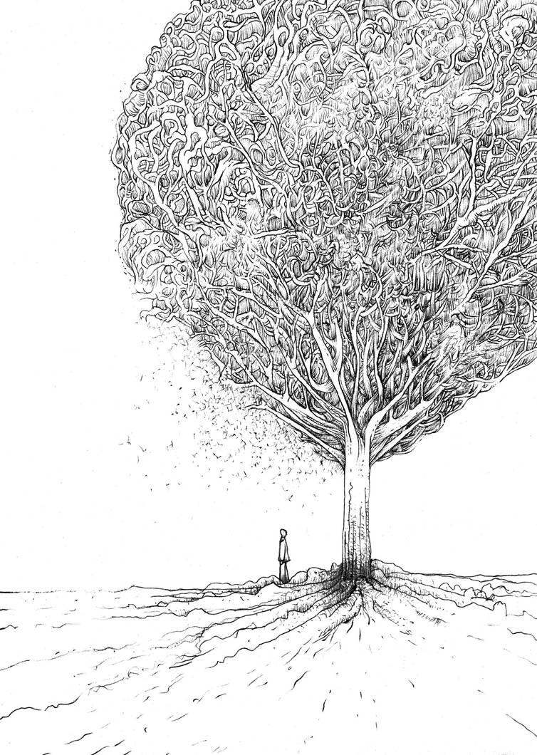 L'arbre de la connaissance by mdelpeix