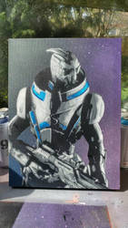 Garrus by NeverenderDesign