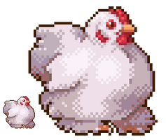 [C] pudgehen 50x50 [2/2] by Shalmons