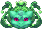 [F2U] bulbasaur portrait [pokemon] by Shalmons