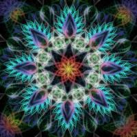 Mandala by Zrinka