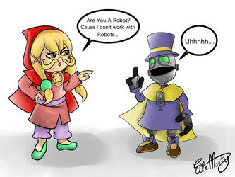 Are You A Robot? by EileMonty