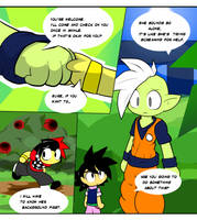 Dragon Ball Fever Page 27 by DragonBall-Norlight