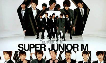 Super Junior M Banner by Hattu-Aki