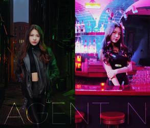 Agent N by Hattu-Aki