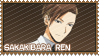 Stamp Ren by PeachPunchBerry