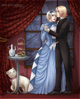 APH - Yes, My Lady - COM by alatherna