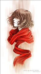 SNK - Red - by alatherna