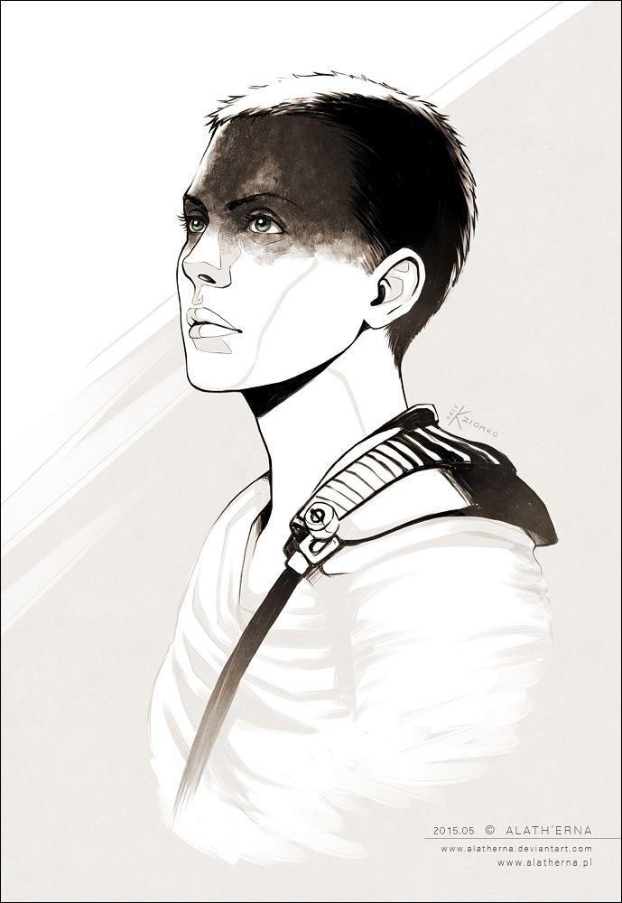 MAD MAX - Imperator Furiosa - by alatherna