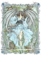 - God of Water - by alatherna