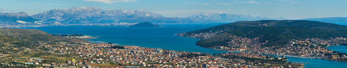 Trogir - Split by ivancoric