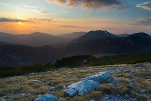 Cold sunrise by ivancoric